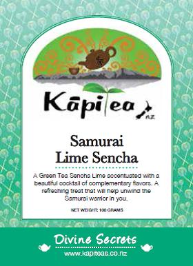 Samurai Lime Sencha