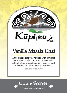 Vanilla Masala Chai