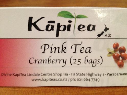 Pink Tea Cranberry