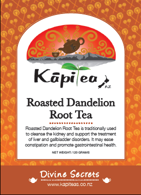 Dandelion Root Tea (Roasted)