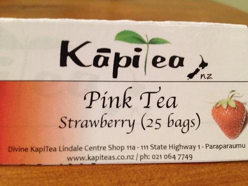Pink Tea Strawberry