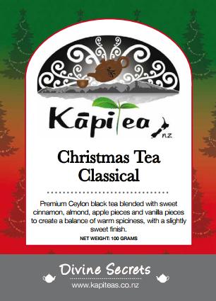 CHRISTMAS TEA CLASSIC