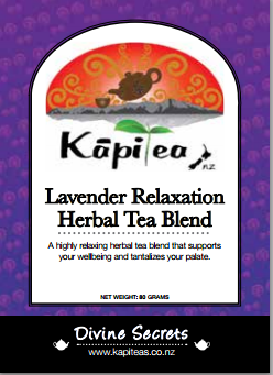 Lavender Relaxation Blend