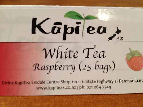 White Tea Raspberry