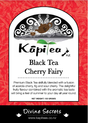 Black Tea Cherry Fairy