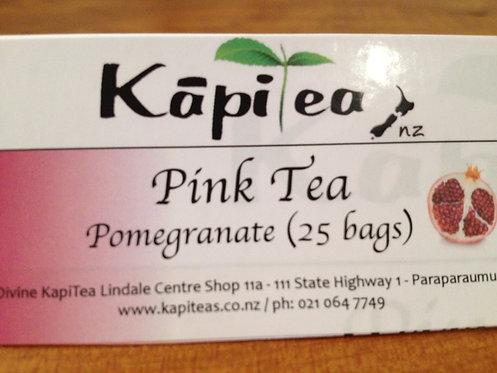 Pink Tea Pomegranate