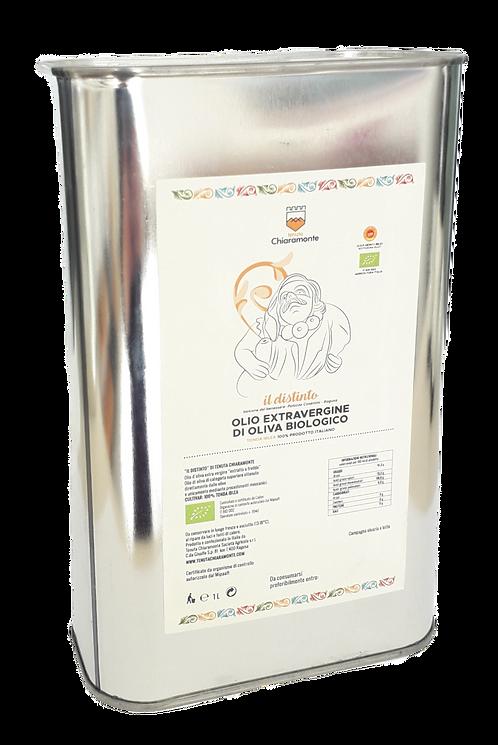 Olio extra vergine di Oliva Distinto Tenuta Chiaramonte