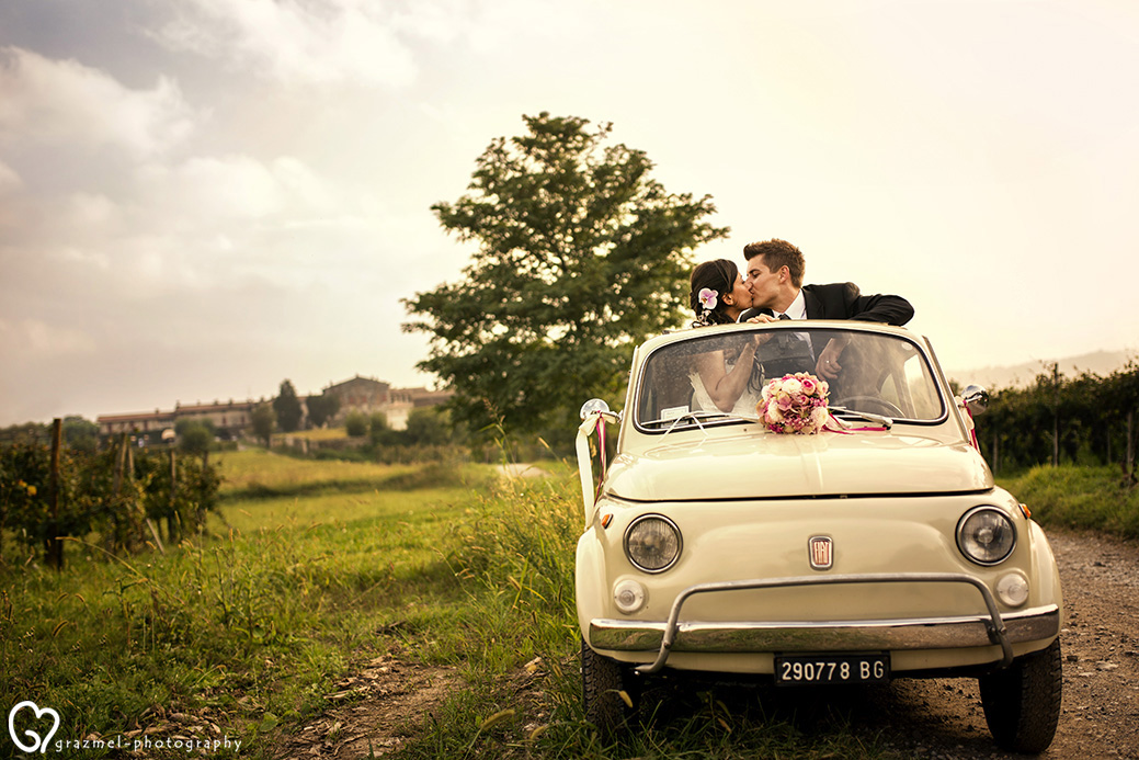 Vineyard Wedding Italy, matrimonio