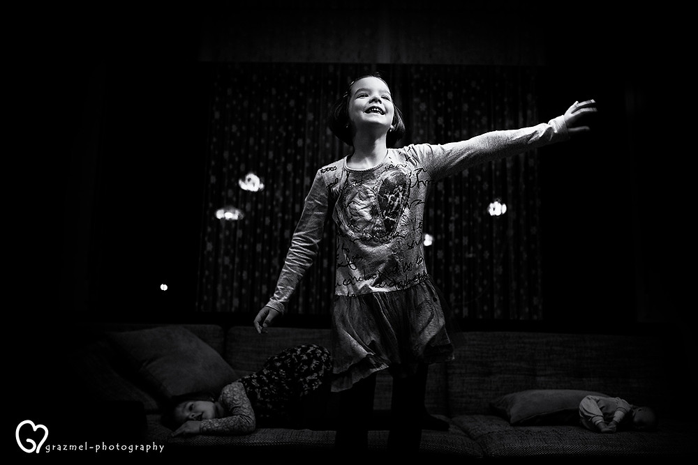 esti pillanatok, dokumentarista család fotózás