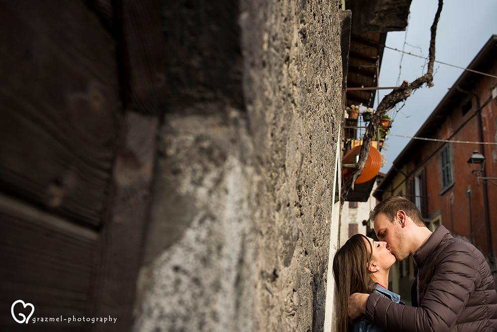 Verlobung in Italien