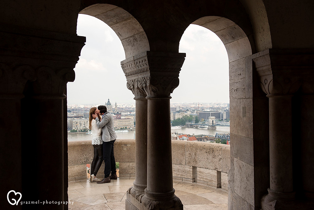 Will you marry me? Romantic proposal in Budapest, wedding photographer Budapest
