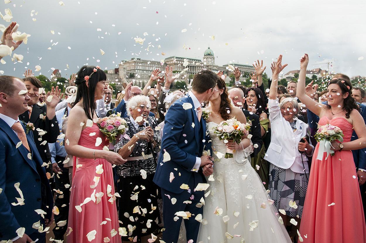 Budapesti esküvő fotózása