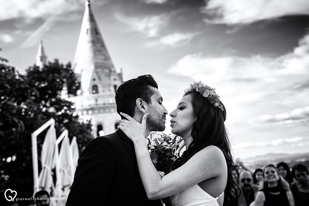 dream wedding in Budapest, wedding photographer hungary
