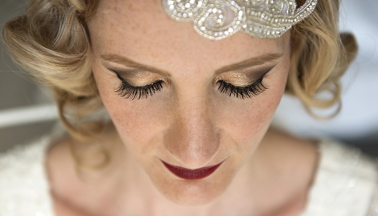 beautiful bride from Vienna