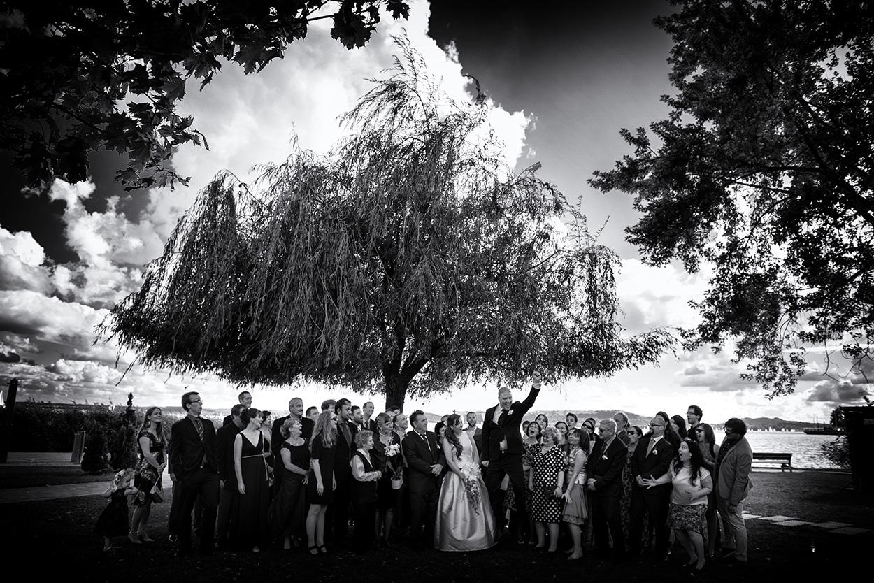 esküvő a balatonon