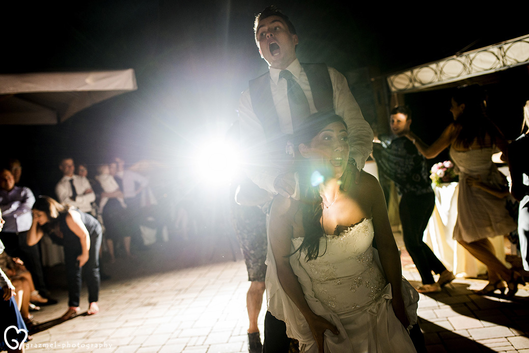 wedding reportage in Italy