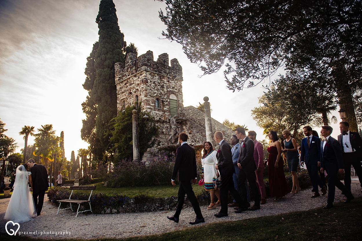 Wedding Villa Cortine, wedding lake Garda, Hochzeit am Gardasee, best wedding photographer