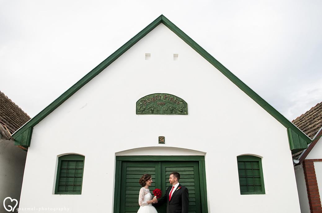 kreatív esküvői fotózás Pakson