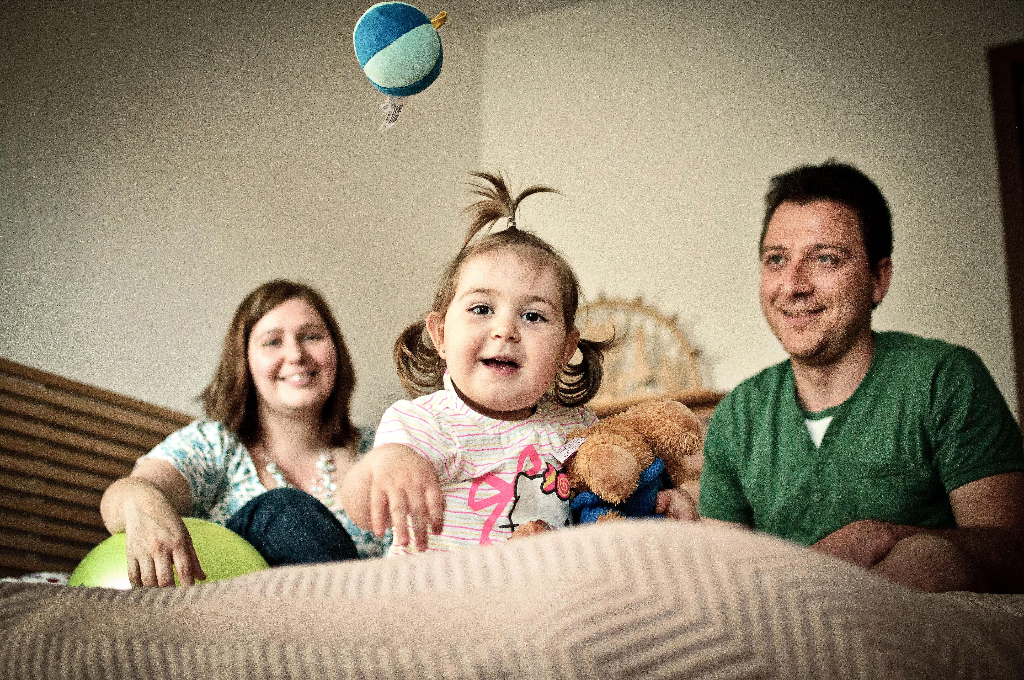 dokumentarista családi fotózás