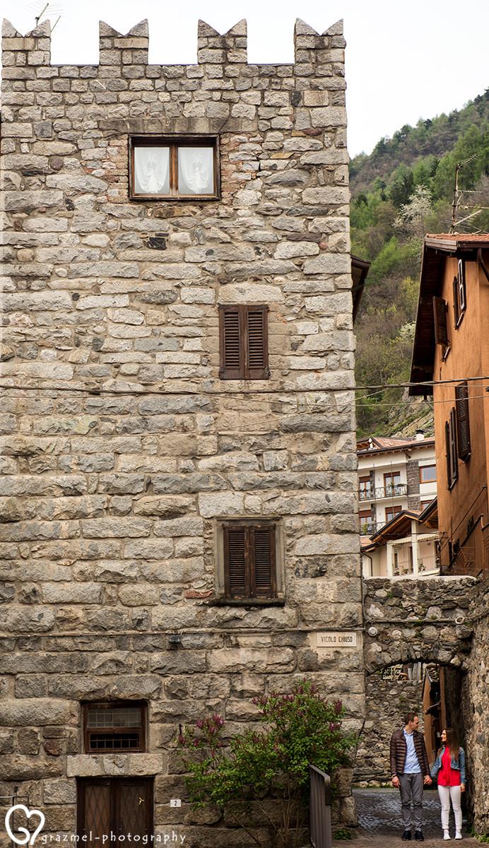Verlobung in Italien, Engagement Fotografie
