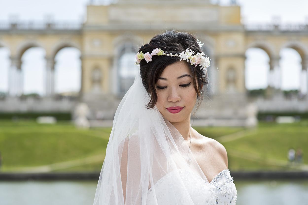 pre wedding in Vienna