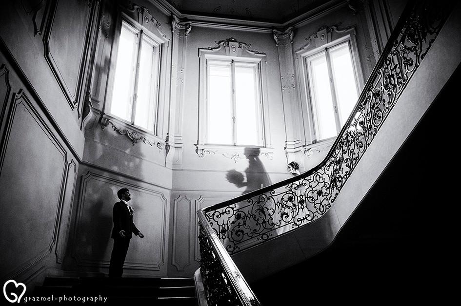Nemzetközi Esküvői Fotós Díj a Grazmel Wedding Photography Budapest részére, esküvői kreatív fotózás