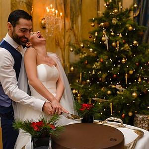 Maria & Ziyad - Wedding in Vienna, Imperial Hotel