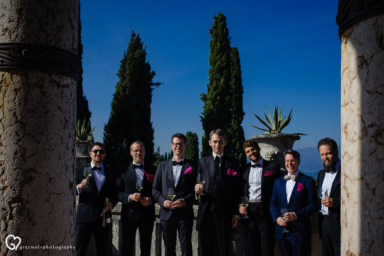Wedding Sirmione,, wedding lake Garda, Hochzeit am Gardasee