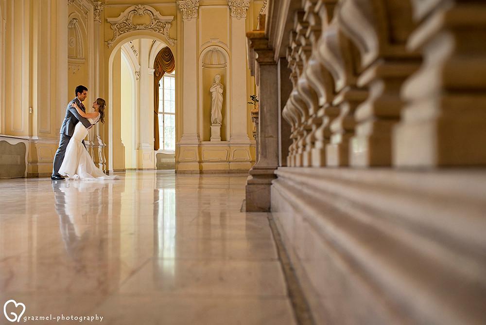 canadian wedding in Budapest, Grazmel Wedding Photography, Vajdahunyad