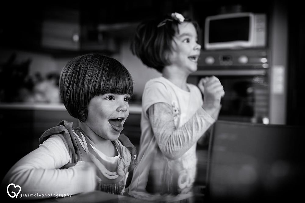 egy kis nasi, dokumentarista család fotózás