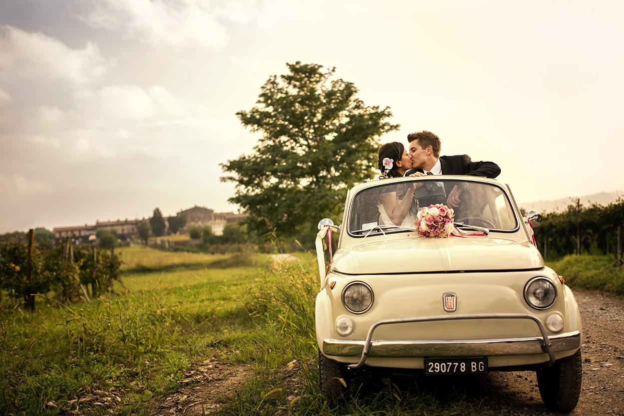 Matrimonio Franciacorta, olasz lagzi