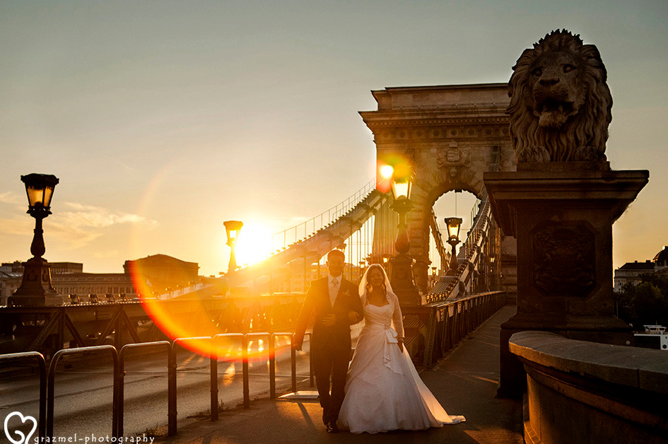 proposal in Budapest, pre wedding photo session in Budapest