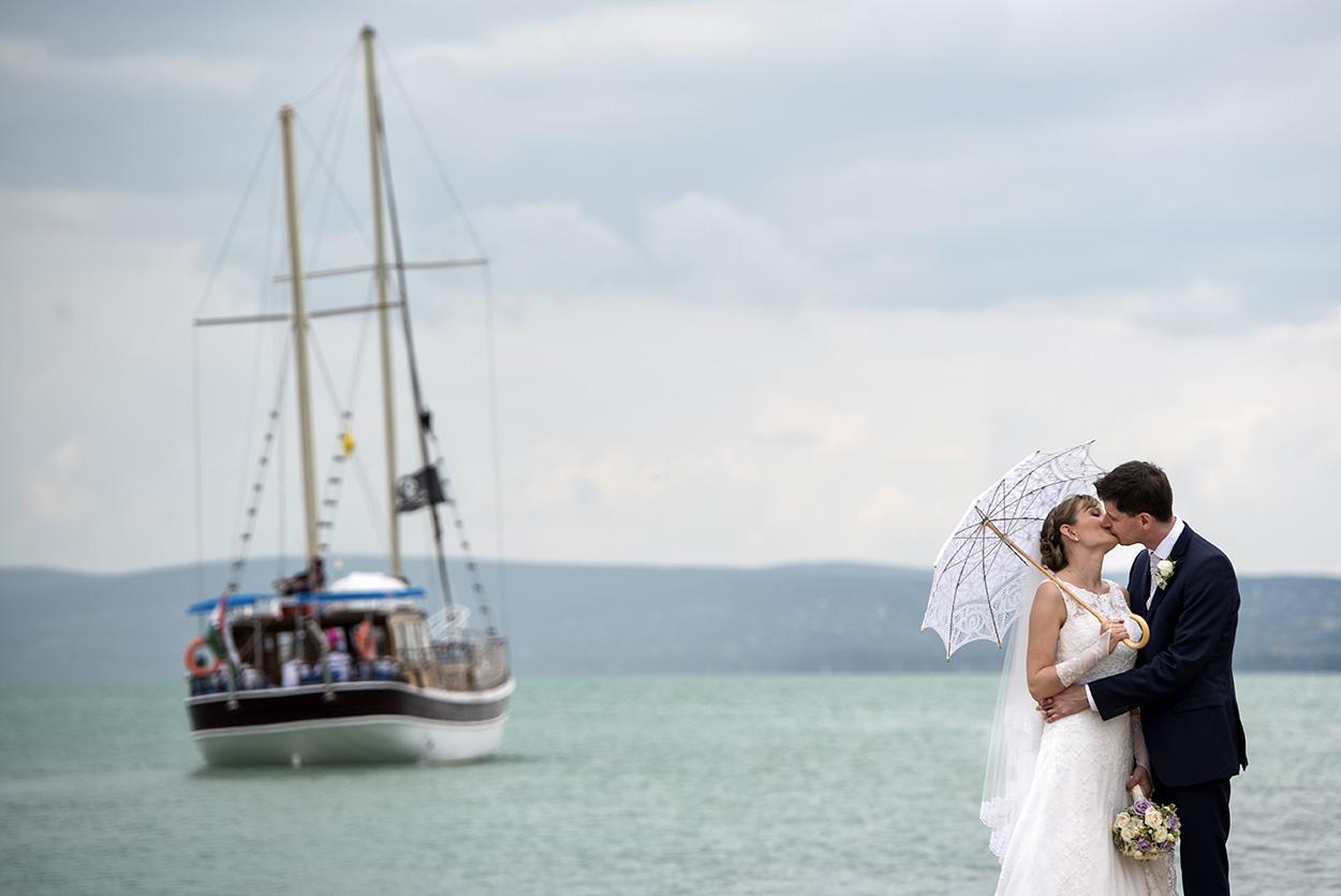 Balaton esküvő fotós, esküvő