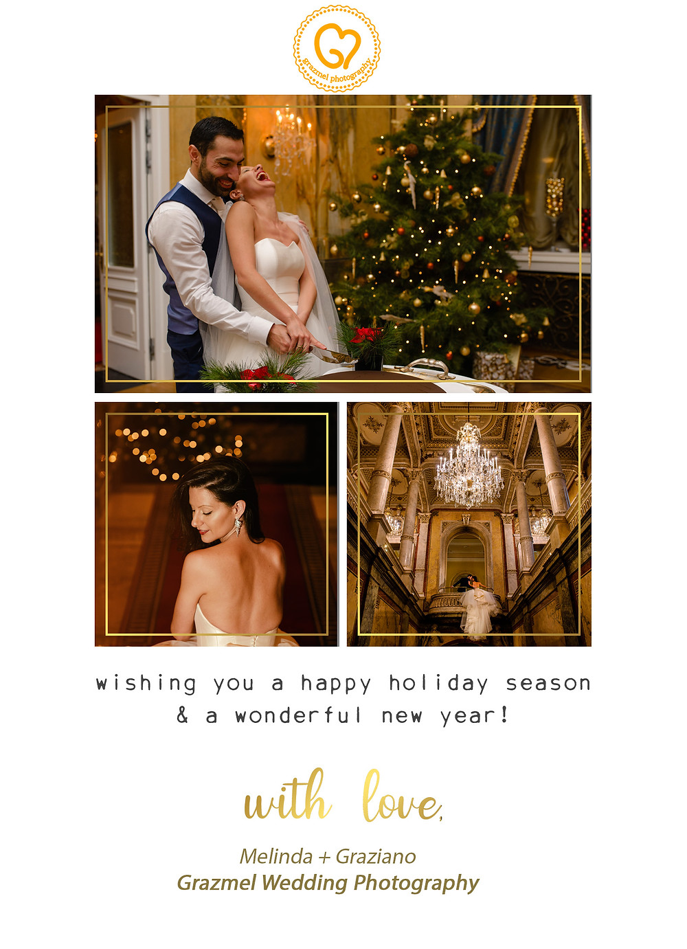 Christmas Wedding in Vienna at the Imperial Hotel Vienna, Hochzeitsfotograf Wien, wedding photographer Vienna, Hochzeit Wien Austria