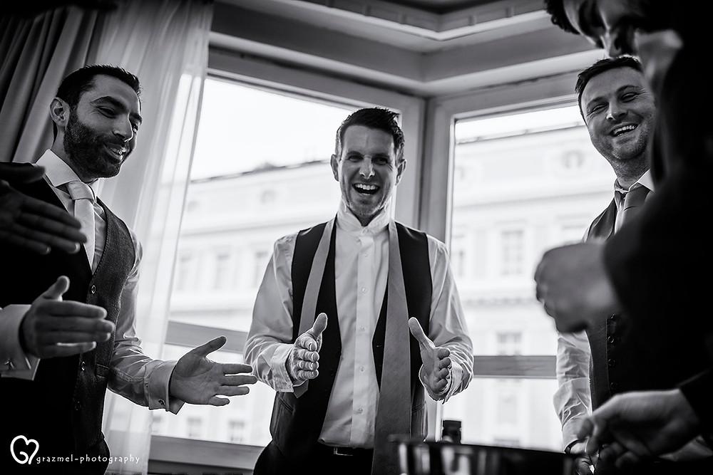 Wedding in Vienna, at the Imperial Hotel Vienna, Hochzeitsfotograf Wien, wedding photographer Vienna, Hochzeit Wien, Austria