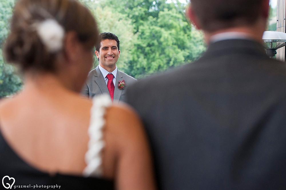 canadian wedding in Budapest