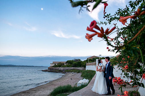 wedding photographer Sardinia, Italy
