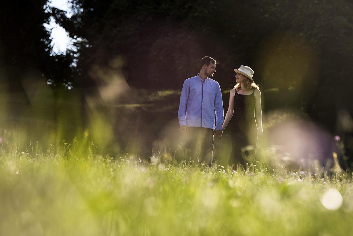 Engagement, jegyes fotózás