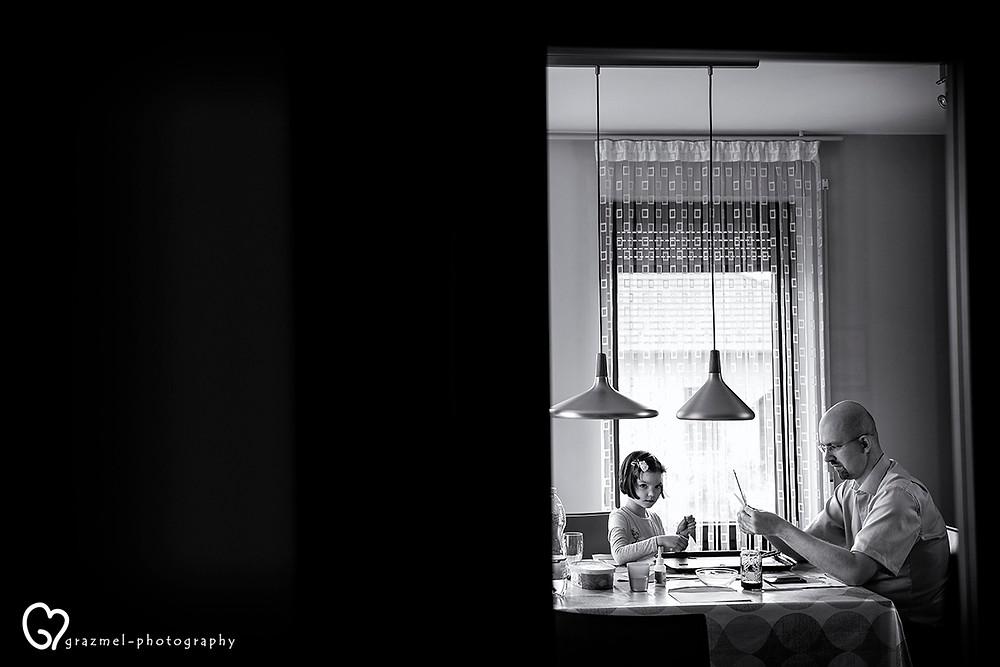 dokumentarista család fotózás