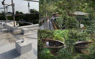 Nature Themed Attraction at Mandai