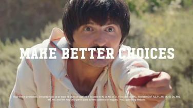 "Yahoo! ""Make Better Choices"""