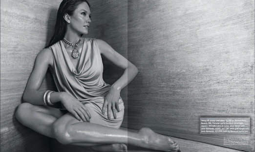 Diane Lane Angeleno Magazine