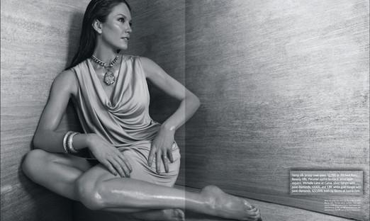 Diane Lane Angeleno Magazine