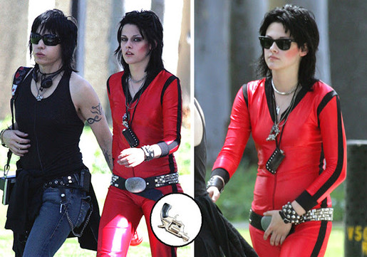 """Jewelry for """"The Runaways"""""""