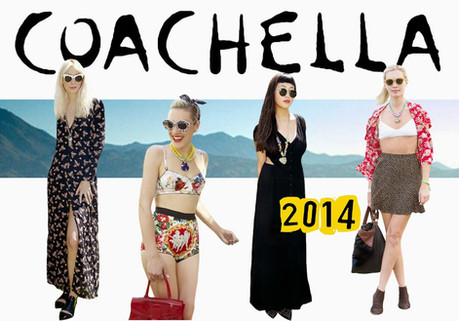 Michelle Laine Jewelry at Coachella 2014