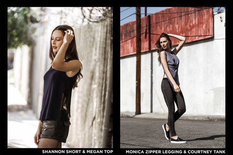 Dream Clothing Lookbook  Photographed by Kesler Tran  Wardrobe Styling by Michelle Laine