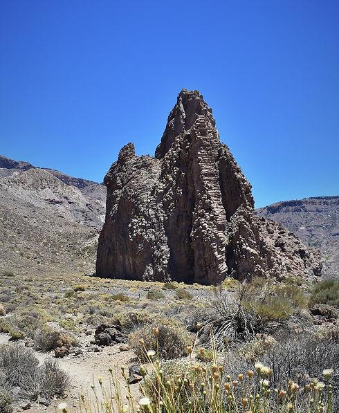 Roques de Garcia Rocks in Tenerife