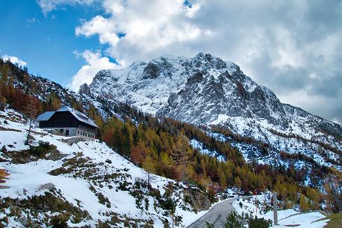 Vršič Pass (Photo by Giving Getaway)