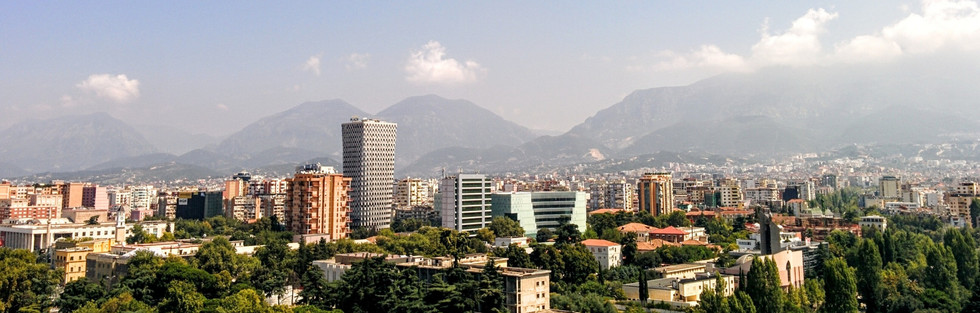 The Balkan Series - Part 4: Tirana - Between Bunkers & Pyramids