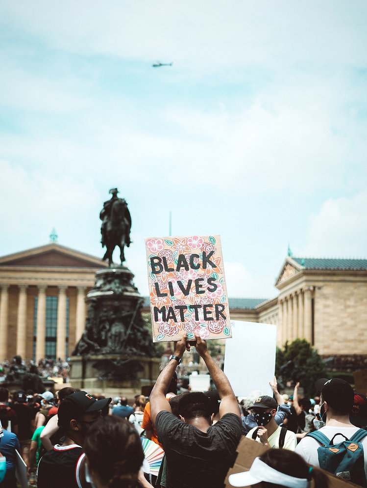 Black Lives Matter, Comment by Giving Getaway